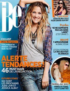 Magazine Be n°28 www.be.com/ Drew Barrymore
