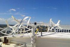 Six Wind Turbine