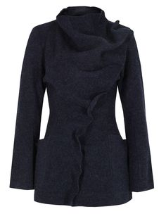 Love love love this jacket - Groa 25205-12JA Navy at Coggles