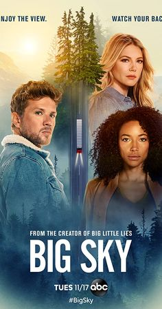 Big Sky (TV Series 2020– ) - IMDb