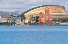 Cardiff in Wales--Today March 1 is St. David's Day in Wales and Cardiff is a great place to visit