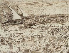 VAN GOGH DRAWING - Yahoo Image Search results