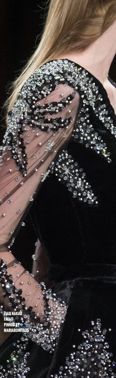 Couture Details, Fashion Details, Timeless Fashion, Black Love, Black Silver, Pageant Wear, Classy People, Holiday Fashion, Holiday Style