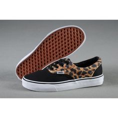 Vans Classic Canvas 2-TONE leopard-Print BLACK And BROWN Shoes Leopard Sneakers, Leopard Shoes, Cheap Van, Winter Sneakers, Men Sneakers, Brown Shoe, Sport, Unisex, Shoes Outlet