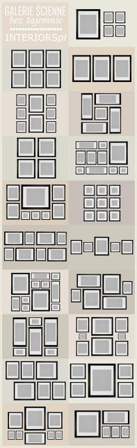 ideas on how to plan you gallery photo wall