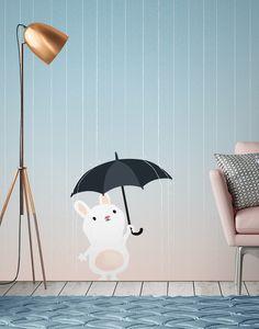 La fresque Plic Ploc et son innocence #papierpeint #original #whitebed #confy #luxury #modern #bedroom #bathroom #Paris #Appartment #DIY #Renovation #Artisanal #Exclusif #Livingroom #idea #design #architecture #la #customize #wall #blog #décor #pattern #home #kids #enfant #kidsroom #rabbit #sticker #wallsticker #trendy #luminaire #tapis #enfance #nurserie #babyroom #renovation #fresque #autocollant #mur