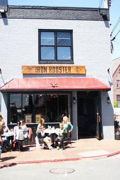 Iron Rooster- Annapolis