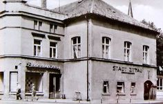 https://flic.kr/p/oHeZi2 | Stadt Zittau in Hörnitz zu DDR Zeit 1982