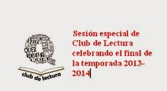 Clausura Club de Lectura 2013-2014