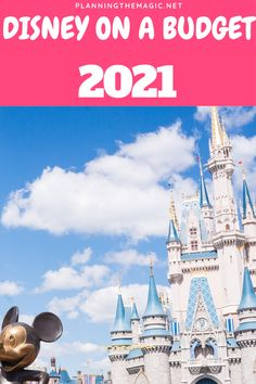 What's new with Disney in 2021 and how do you save the most money? All right here. Disney On A Budget, Disney Vacation Planning, Disney World Planning, Walt Disney World Vacations, Disney Tips, Disney Wonder Cruise, Run Disney, Disney Cruise Line, Disney Parks