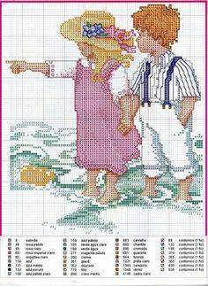 Cross Stitch Sea, Small Cross Stitch, Cross Stitch For Kids, Cross Stitch Needles, Cross Stitch Charts, Cross Stitch Designs, Cross Stitch Patterns, Cross Stitching, Cross Stitch Embroidery