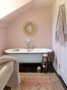 Master Bathroom  - CountryLiving.com