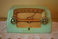 Fantastic Art Deco Antique Crosley Radio, Mancave, Bar Decor, Madmen, Model E-15CE - See/Hear it Play