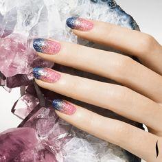 GOOD AS GEODE - Formula X Liquid Crystals rock. #Sephora