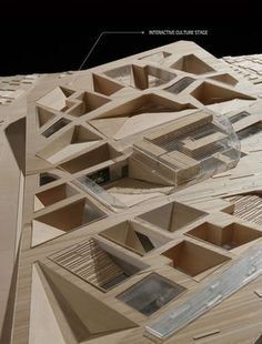 Asian Culture Complex / UnSangDong Architects + Kim Woo Il,Courtesy of UnSangDong Architects + Kim Woo Il