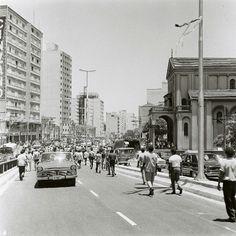 AHSP - Elevado Costa e Silva - 24.01.1971 - inauguração