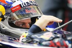 Sebastian Vettel (GER) Red Bull Racing RB8.  Formula One World Championship, Rd12, Belgian Grand Prix, Practice, Spa-Francorchamps, Belgium, Friday, 31 August 2012