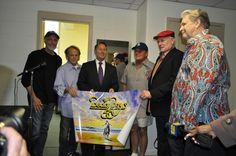 Westchester County Exec, Robert P. Astorino declares May 15th Beach Boys Day in Westchester!