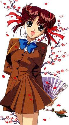 Fushigi Yuugi : Miaka Yuuki (Suzaku Priestess)