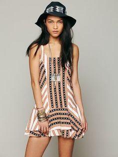 shopstyle.com: St. Tropez Dropwaist Dress