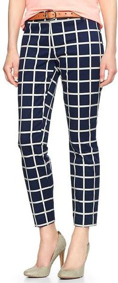 Gap. Love these pants! so tempted to buy!