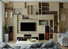 Квартира в доме на Мосфильмовской улице, 96 м² | AD Magazine