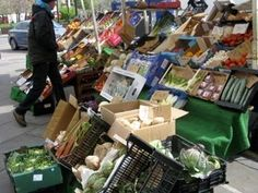 Lower Marsh Road, London SE1.  Fruit and veg.- Saturday 10-3  (off LW18)