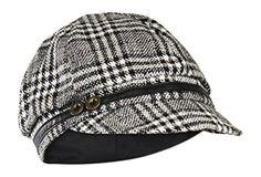 Women's Winter Wool Blend Plaid Newsboy Cap w/ Sparkle -T... https://www.amazon.com/dp/B01KU2BKOW/ref=cm_sw_r_pi_dp_x_1LGcybTMFGMT8