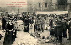 DIRECTION DES ARCHIVES MUNICIPALES DE TOULOUSE - Visualiseur d'images Toulouse, Place Du Capitole, Tramway, France, Type, Painting, Lifestyle, Vintage, Antique Post Cards