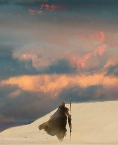 Fantasy Art Watch — Dust by Mark Kolobaev