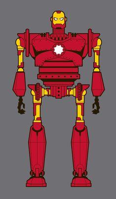 Iron Man Giant