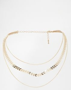 ASOS Multirow Leaf Choker Necklace (http://www.asos.com/pgeproduct.aspx?iid=4452538&CTAref=Saved+Items+Page)