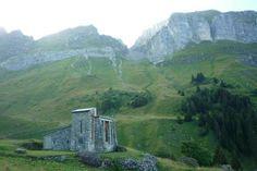 Chapelle des alpages de Doran, Sallanches, Notre-Dame de la Paix du monde