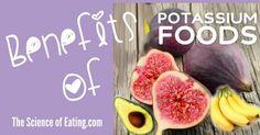 Header Benefits Of Potassium Foods