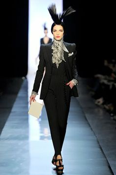 Nick Verreos: Paris Haute Couture Spring/Summer 2011: Jean Paul Gaultier