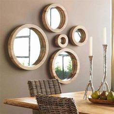 Apartamentos decorados com espelhos trazem estilo ao espaço. Veja ideias! montacasa.gudecor.com.br/blog/apartamentos-decorados/