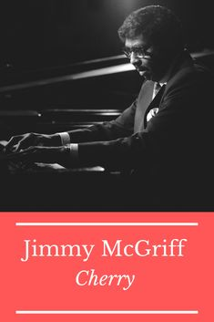 Cherry is an album by American jazz organist Jimmy McGriff featuring performances recorded in 1966 and originally released on the Solid State label. #jazz #JimmyMcGriff #organ