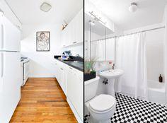 39 square meters studio apartment