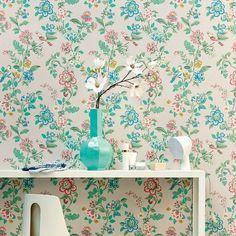 Willem Painte. Eijffinger Pip Studio from Brewster.d Garden Wallpaper