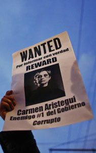 MVS despide a Carmen Aristegui, la periodista que destapó el escándalo inmobiliario de Peña Nieto | México | EL MUNDO