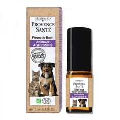 Fee Natura Elixir Fleurs de Bach Bio - animaux peureux - Spray 10 ml -. Hamsters, Stress, Provence, Elixir, Bio, Products, Sad, Bach Flowers, Natural Remedies