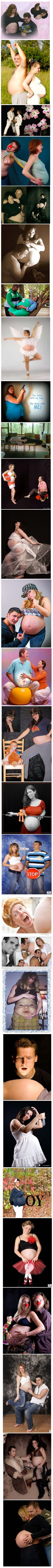 what in the hell!!!! Awkward Maternity photos, this bunch is just priceless