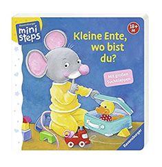 Kleine Ente, wo bist du?: Ab 18 Monaten ministeps Bücher: Amazon.de: Doris Rübel: Bücher