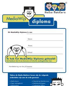 Media Makkers Lesmateriaal