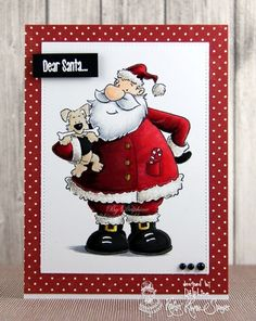 Hello everyone! Welcome to our SIXTH and FINAL Day of the Christmas Krafty Peeks at Kraftin' Kimmie Stamps ! All of the new stam. Scrapbook Christmas Cards, Create Christmas Cards, Christmas Card Crafts, Christmas Drawing, Christmas Tag, Christmas Greetings, Scrapbook Cards, Christmas Decorations, Scrapbooking
