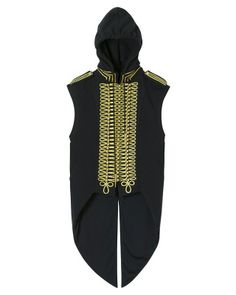Jeremy Scott for Adidas Military-Style Hoodie as seen on Rihanna
