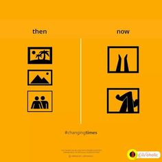 These Posters Will Tell You How Things Have Changed With Time!