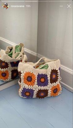 Mode Crochet, Knit Crochet, Crochet Clothes, Diy Clothes, Crochet Crafts, Crochet Projects, Crochet Designs, Crochet Patterns, Crochet Ideas