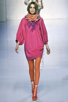Emilio Pucci | Fall 2008 Ready-to-Wear Collection | Style.com