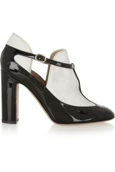 Valentino t-bar shoes